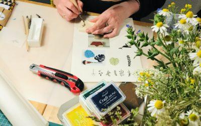 Auf in den kreativen Herbst! Unsere Workshops September bis Dezember