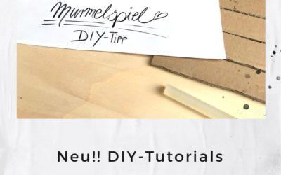 DIY-Tipp: Murmelbahn bauen