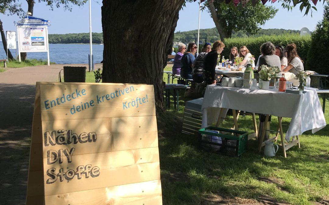 Die Pop-Up MachBar am Ratzeburger See startet!