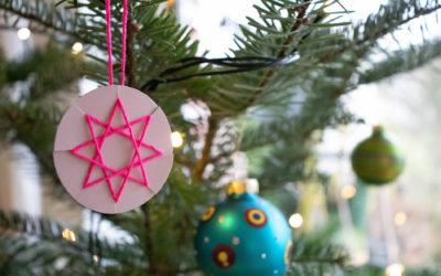 MachBar Advents-DIY: Fädelsterne